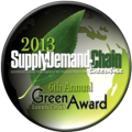 2013 Green Supply Award eZCom Software Lingo