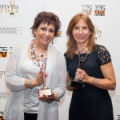 2014 Women in Business Stevie Award eZCom Software Lingo