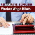 Wage Hikes for Workers, Tough Times for Suppliers?